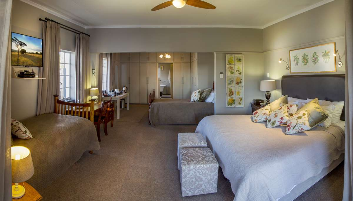 Forest Hall Guest House Luxury Family Rooms
